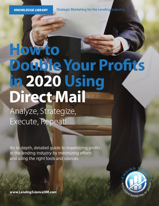 How To Double Your Profits In 2020 Using Direct Mail COVER