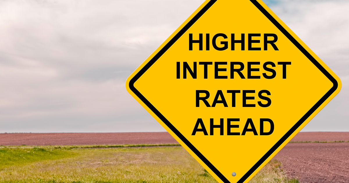 The Fed is Raising Interest Rates
